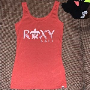Roxy tank top purchased in Bali